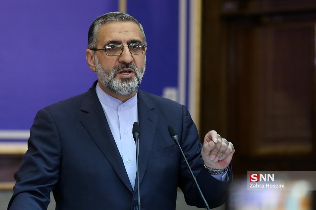توضیحات سخنگوی قوه قضائیه در مورد آزادی یک تبعه ایرانی و فرانسوی