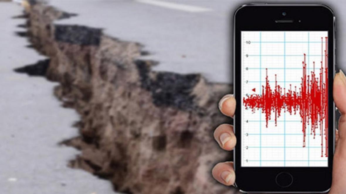 سیستم هشدار زلزله تلفن همراه چگونه کار می نماید؟