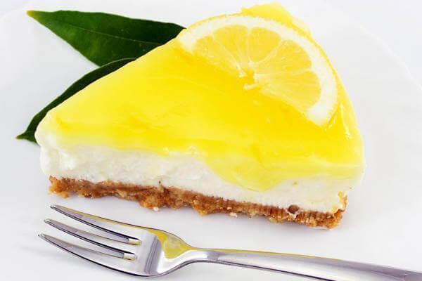 طرز تهیه چیز کیک لیمو