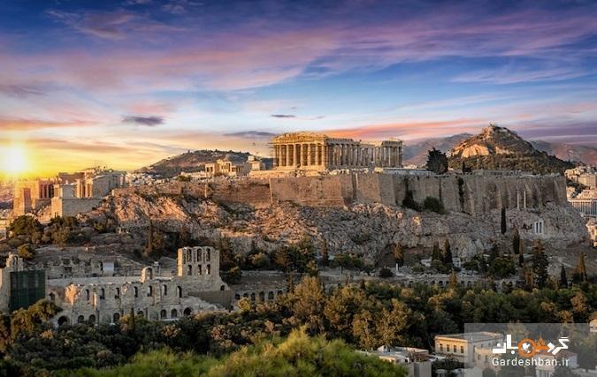 6 واقعیت جالب درباره پارتِنون، نماد یونان باستان