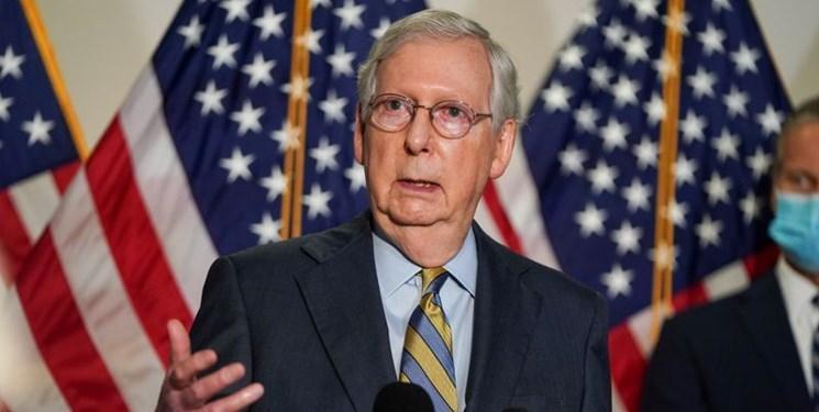 هشدار رهبر اکثریت سنا درباره خروج نظامیان آمریکا از عراق و افغانستان