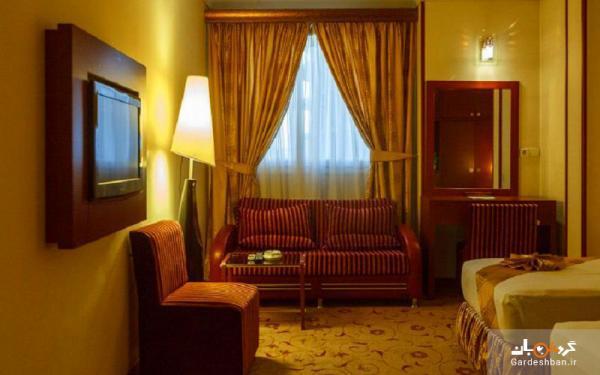 هتل عماد مشهد؛ هتلی 4ستاره و بی نظیر برای سفر چند روزه، تصاویر